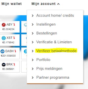 bitcoin kopen nederland
