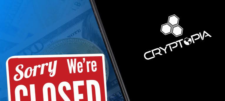 Cryptiopia fees