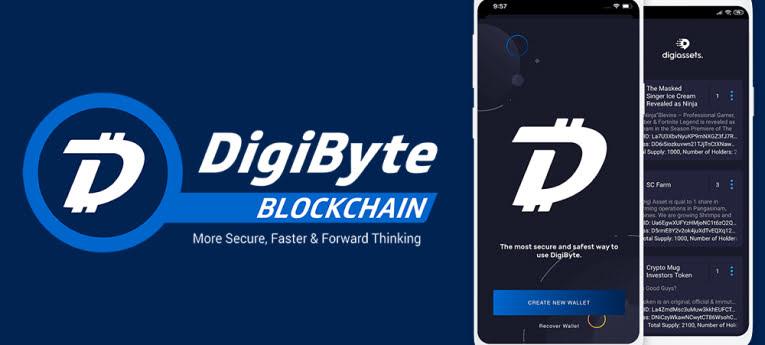 Digibyte blockchainen dapps