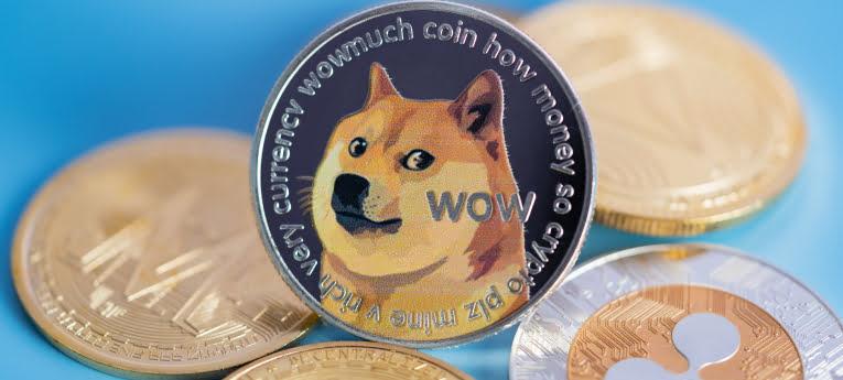 Dogecoin gebaseerd op doge