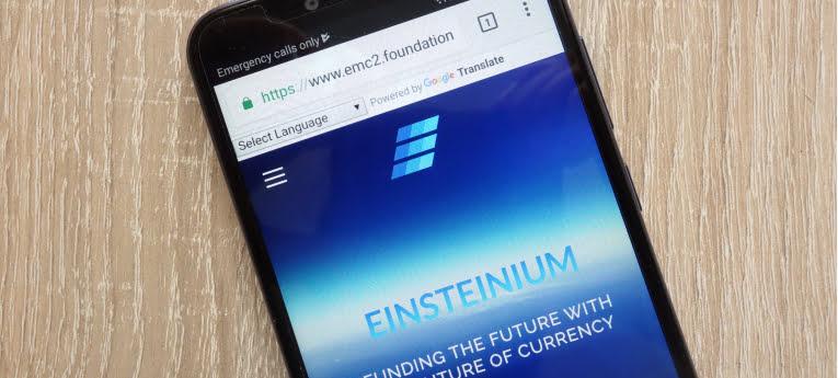 Einsteinium wallet