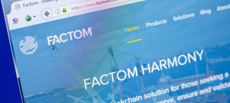 waarom jee Factom wilt kopen