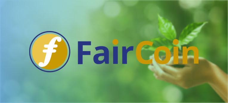 waar koop je  Faircoin