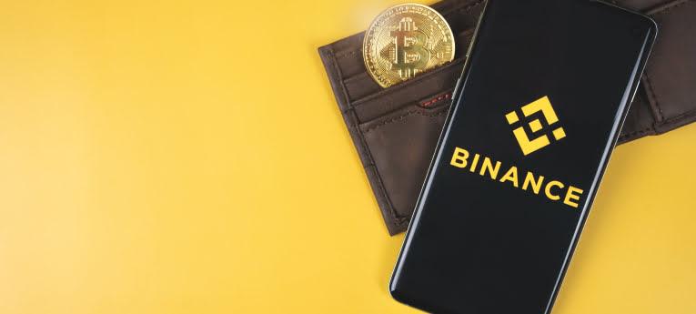 Hot wallet binance