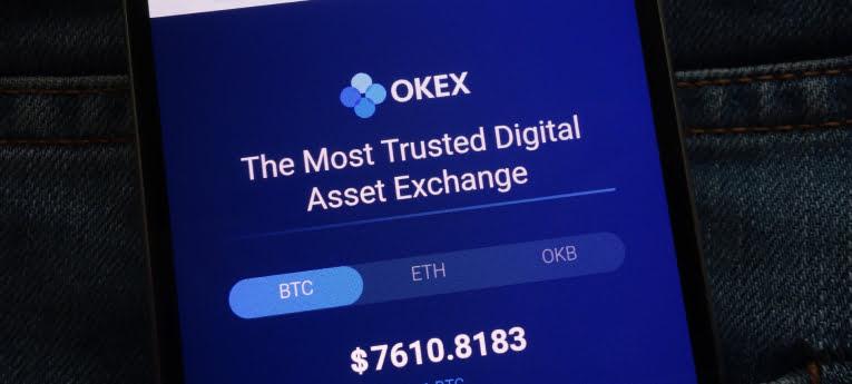 Oxex wallet voor digibyte