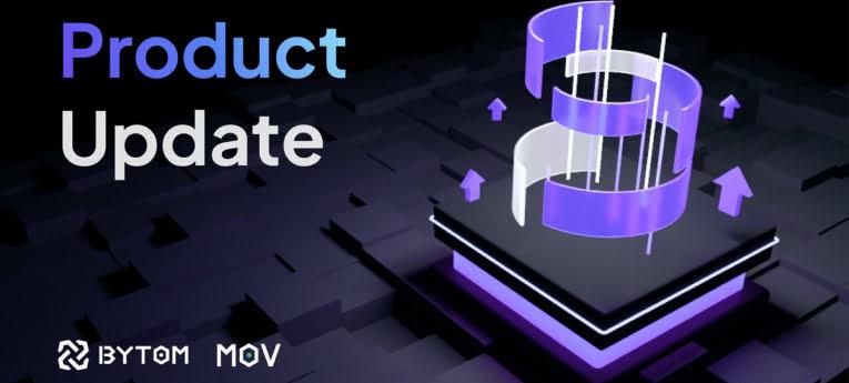 Product Updates bytom