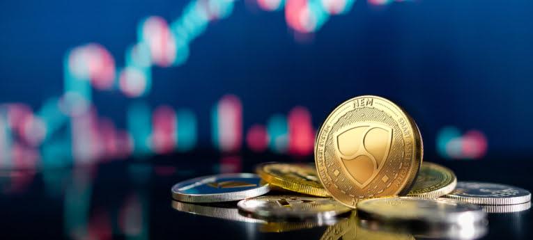 Stijging waarde nem coin