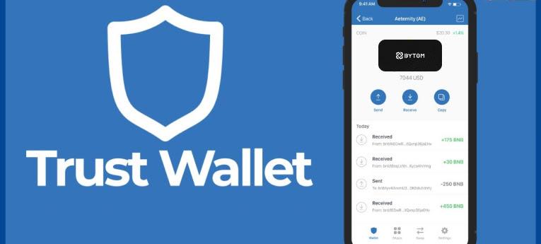 Trust wallet bytom