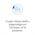 Coinbase Ethereum uitnodiging