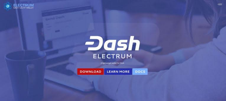 Dash electrum wallet