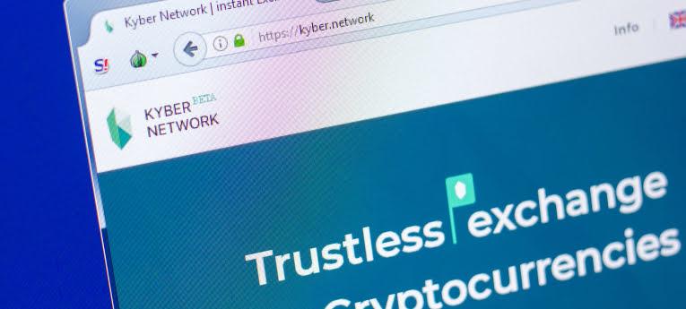 Kyber Network platform