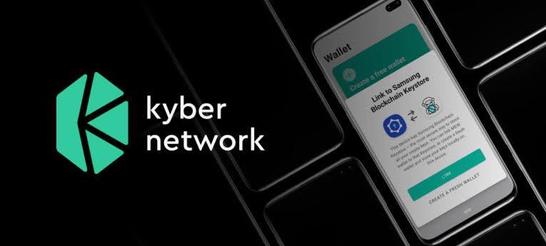 Kyber Network Wallet