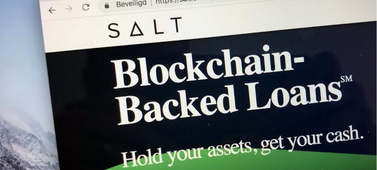 Salt krediet