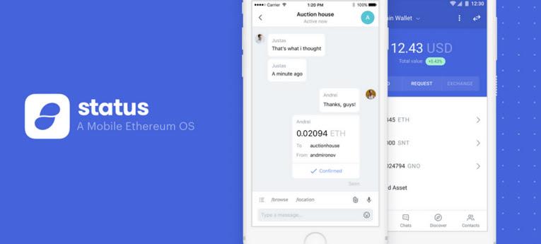 status kopen via de app