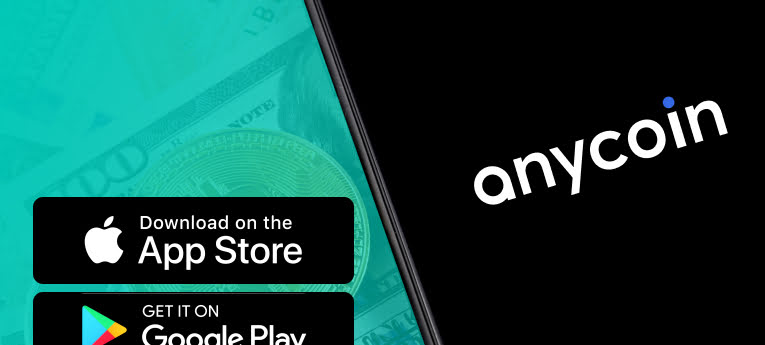 Anycoin Direct app