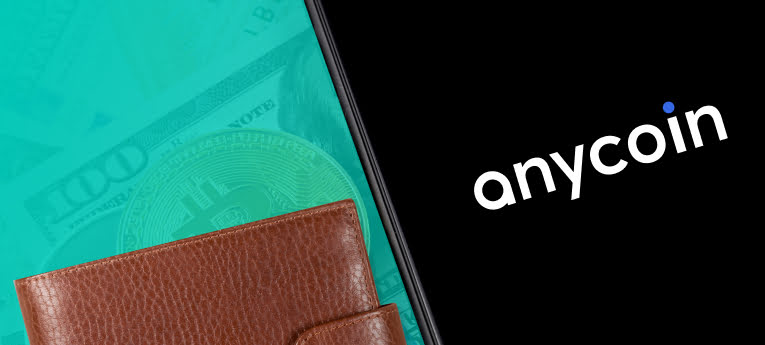 Anycoin Direct wallet