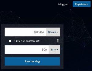 Bitvavo Bitcoin Kopen