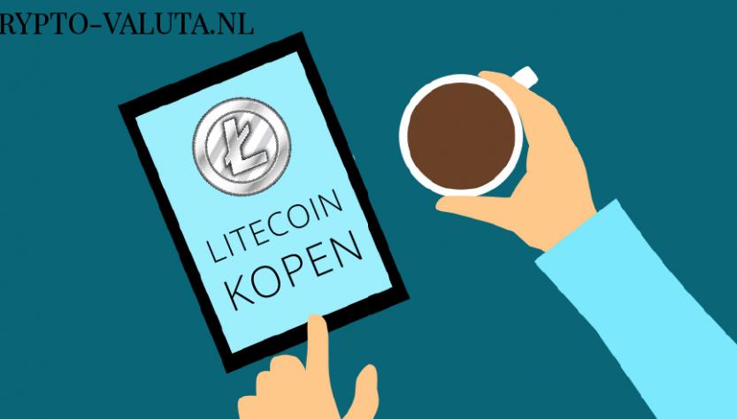 Litecoin LTC kopen Nederland