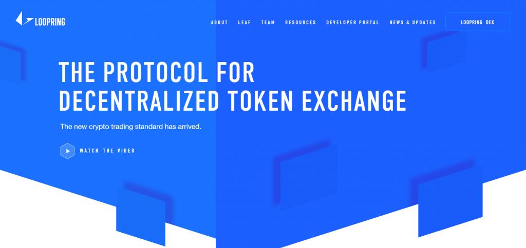 Get Loopring Crypto